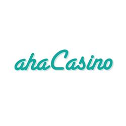 ahaCasino Logo