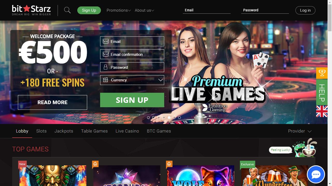 почему не заходит в bitstarz казино