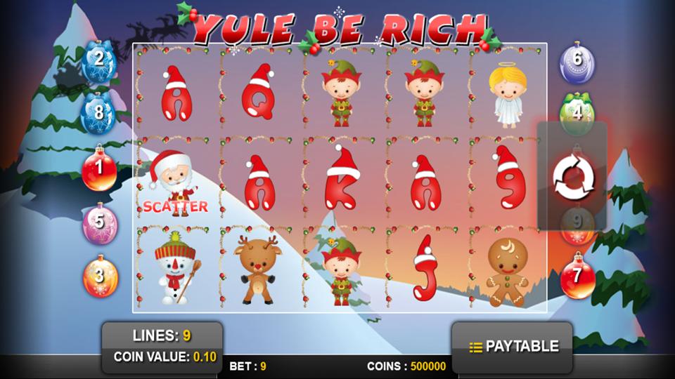 Yule Be Rich mobil Slot Mobil spielen | Erfahrungen Dezember 2018