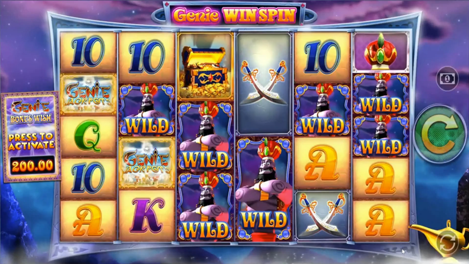 Today hunter genie jackpots megaways blueprint casino slots online machine