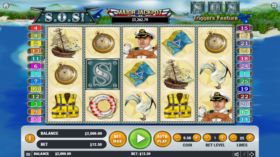 S.O.S. Slot 2