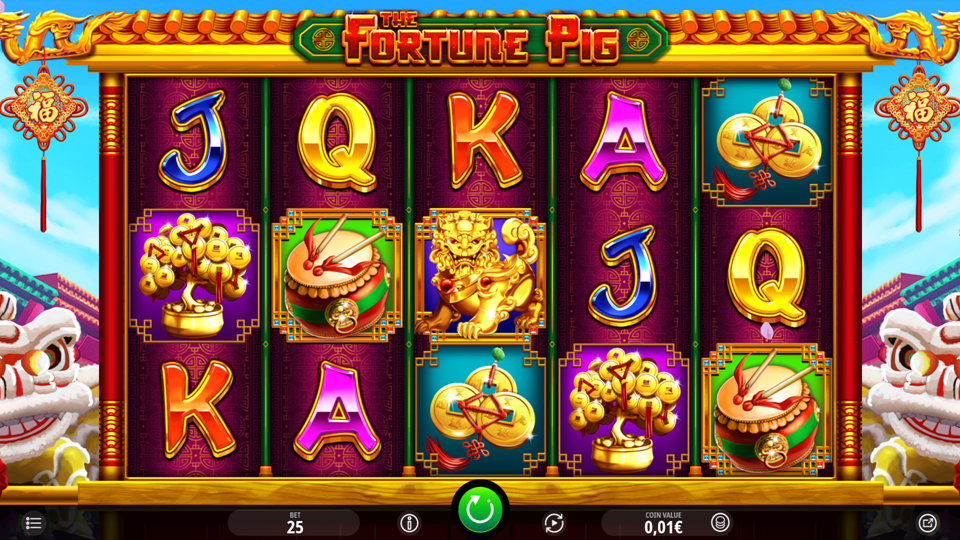 iSoftBet Fortune Pig Slot Review