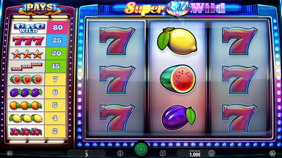 iSoftBet Super Diamond Wild Slot Review