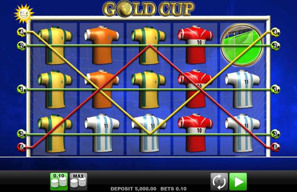 Edict (Merkur Gaming) Gold Cup Slot Review