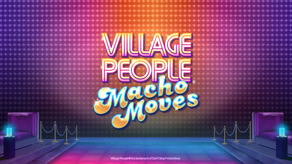 Microgaming Village People Macho Moves Slot Review