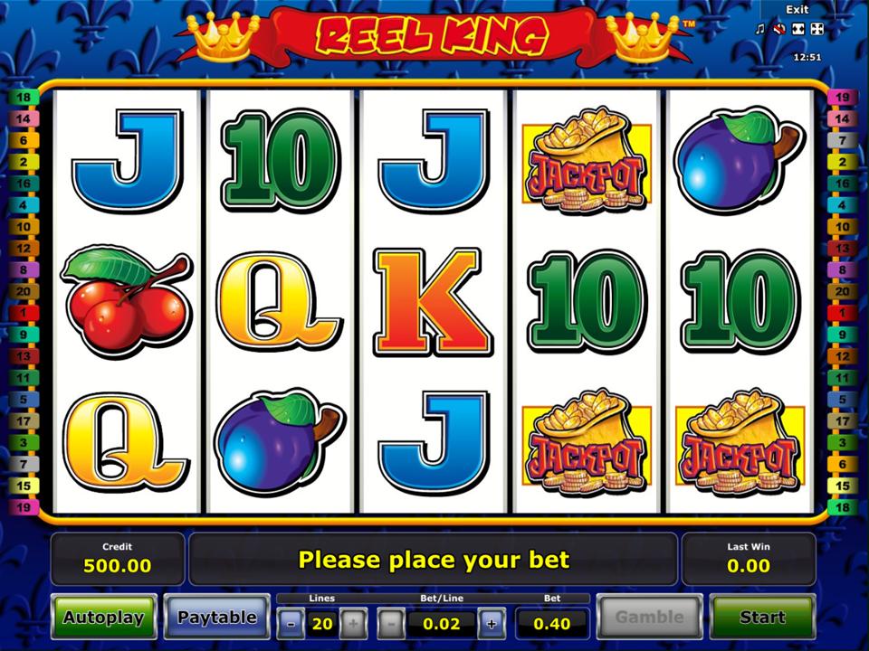 reel king casino