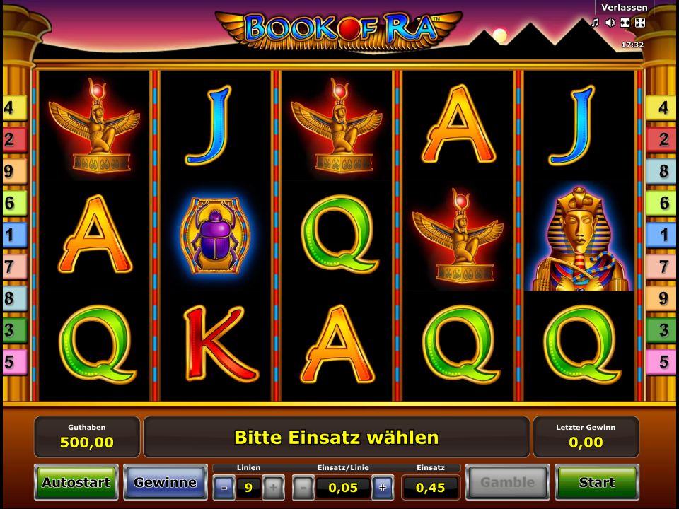 Unlike some of the more modern slot machines, the Book of Ra online slots doesn't really come with any bonus games for players to participate in.The only thing that you have to look forward to besides winning prizes is the free spin system and the gamble system that's built into the game.