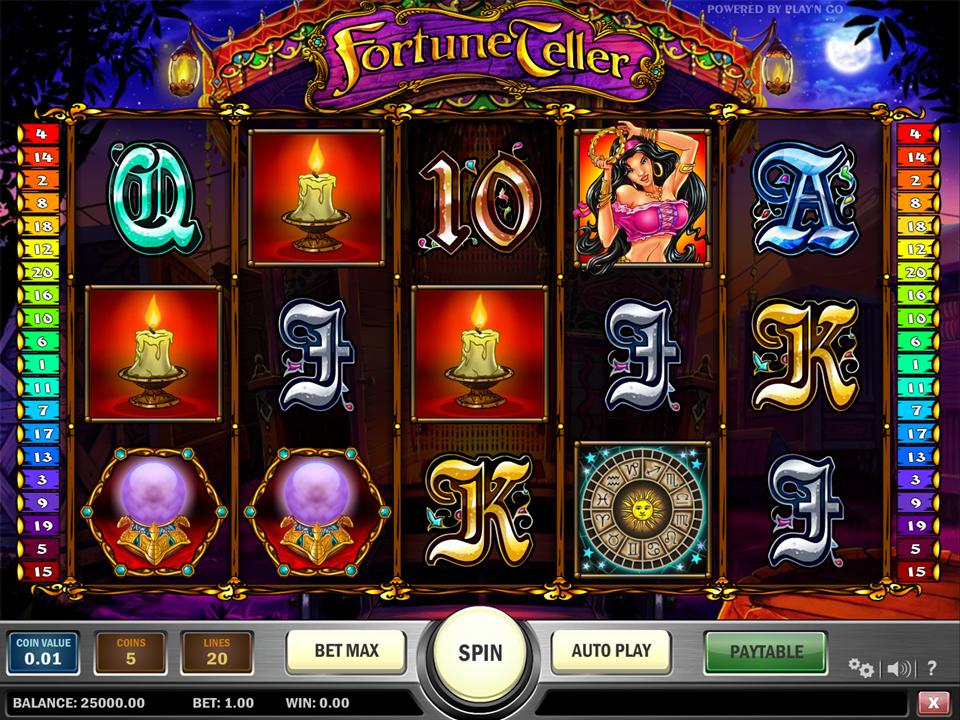 Free Fortune Teller Slot Game