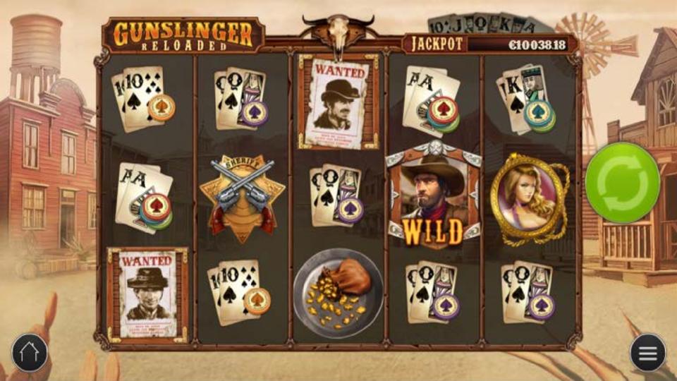 Play'n Go Gunslinger Reloaded Slot Review