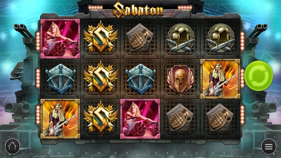 Sabaton Slot