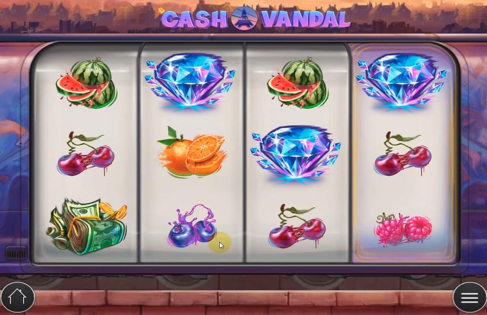 Play'n Go Cash Vandal Slot Review