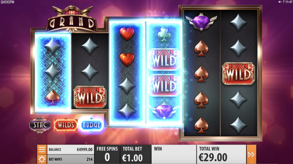 Quickspin The Grand Slot Review
