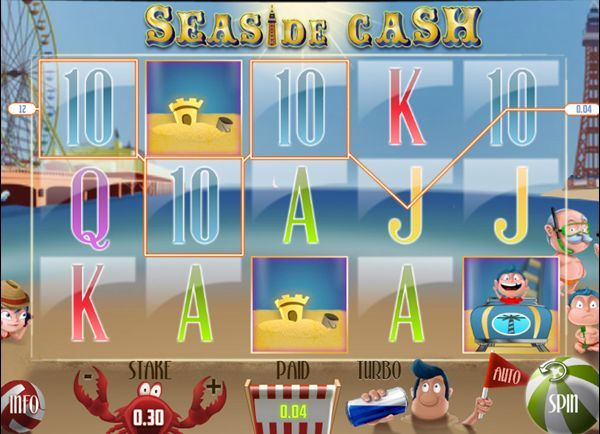 Seaside Cash