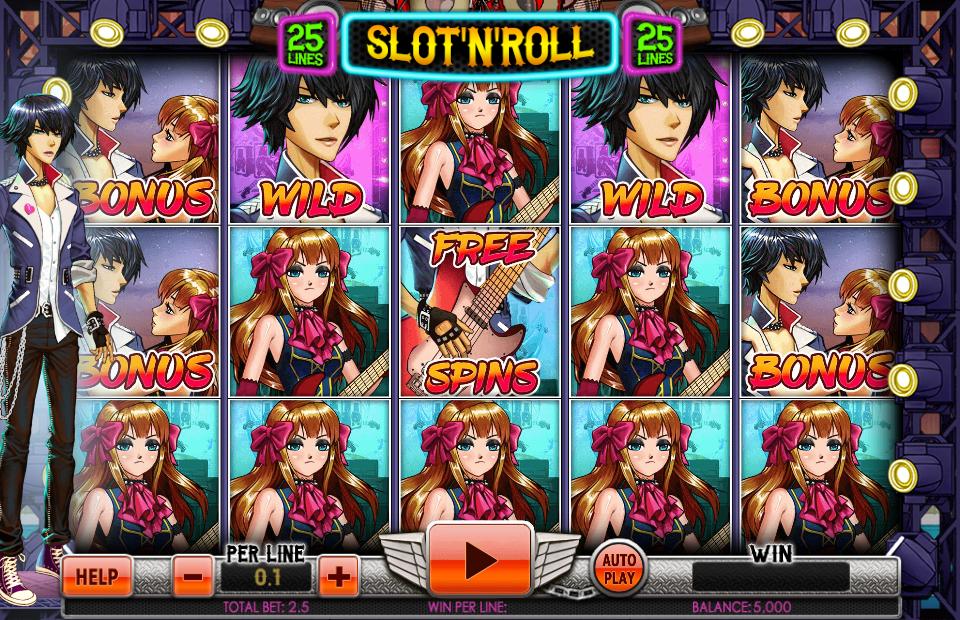 Slot'N'Roll