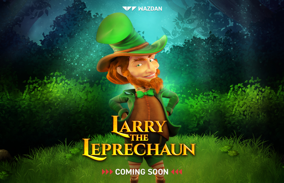 Wazdan Larry The Leprechaun Slot Review