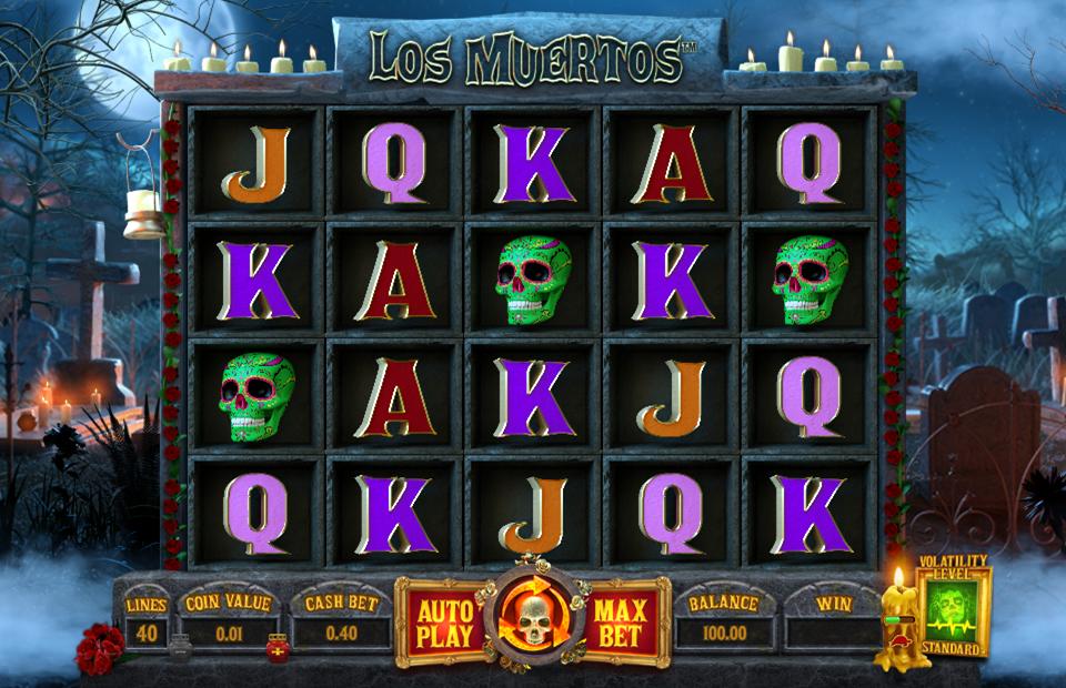 Wazdan Los Muertos Slot Review