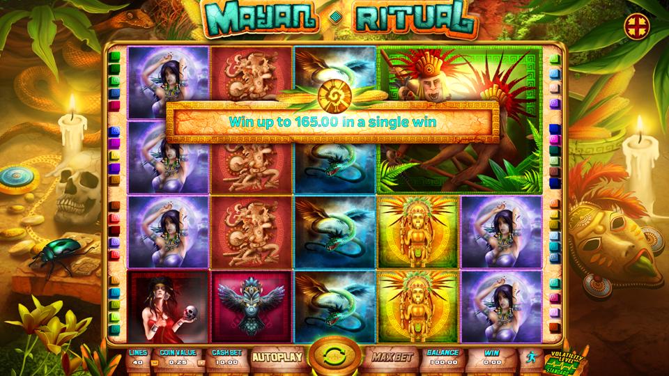 Mayan Ritual