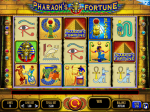 Pharaoh's Fortune Slot Review