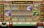 Cleopatra's Coins Slot Review