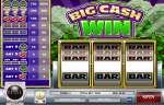 Big Cash Win Slot Review