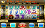 Pirates Treasure Slot Review