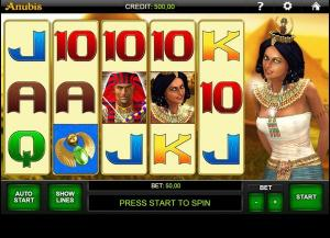 Anubis Slot Review