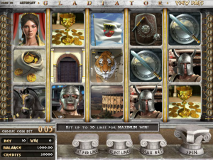 Gladiator Slot Review