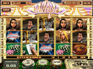 Mr Vegas Slot Slot Review