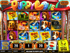 Puppy Love Slot Review