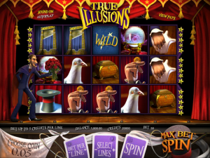 True Illusions Slot Review