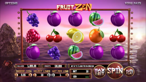 Fruit Zen Slot Review