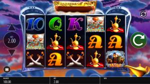 Genie Jackpots mobil Slot Review