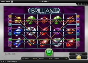 Brilliant Sparkle Slot Review