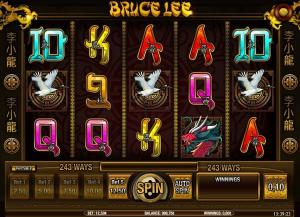 Bruce Lee Slot Review