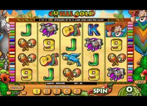 Chilli Gold mobil Slot Review