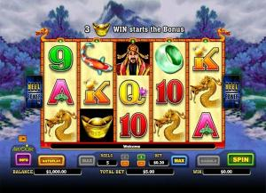 Choy Sun Doa Slot Review
