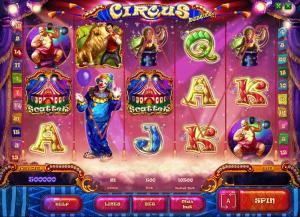 Circus Slot Review