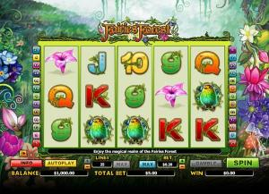 Fairie's Forest Slot Review