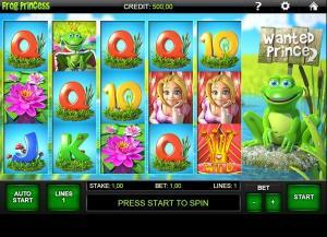 Frog Princess Slot Review