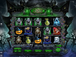 House of Scare mobil Slot Review