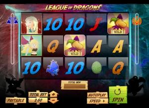 League of Dragons Slot Review