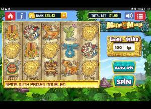 Mayan Moola Slot Review