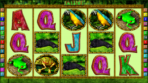 Amazonia Slot Review