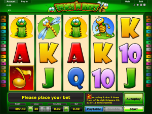 Bugs'n Bees Slot Review