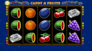 Candy & Fruits Slot Review