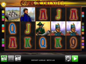 Cannon Thunder Slot Review
