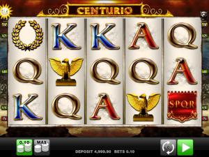 Centurio Slot Review