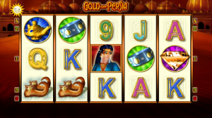 Gold of Persia Slot Review