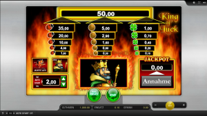King of Luck Slot Review