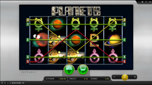 Planets Slot Review